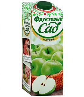 Сок «Фруктовый сад яблоко, 1.93 л»