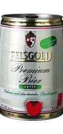 Пиво «Felsgold Premium» кегля