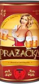 Пиво «Prazacka» кегля