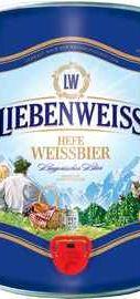 Пиво «Liebenweiss» кегля