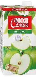 Сок «Моя Семья Яблоко»