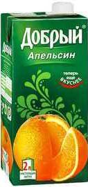 Сок «Добрый Апельсиновый»