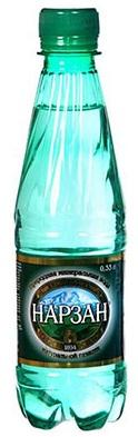 Вода «НАРЗАН природной газации, 1 л»