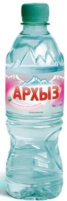 Вода газированная «АРХЫЗ, 0.5 л» пластик