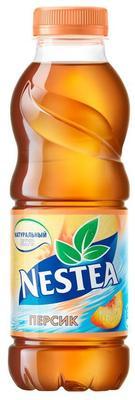 Чайный напиток «Nestea зеленый вкус персик»