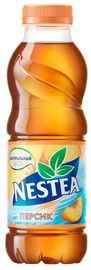 Холодный чай «Nestea зеленый вкус персик»