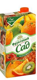 Сок «Фруктовый сад Мультифрукт, 1.93 л»