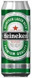 Пиво «Heineken» в жестяной банке