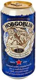 Пиво «Hobgoblin» в жестяной банке