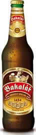 Пиво «Бакалар Медовый специальный»