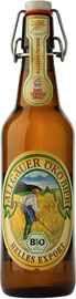 Пиво «Hirschbrau Allgauer Okobier»