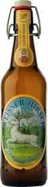 Пиво «Hirschbrau Weisser Hirsch»
