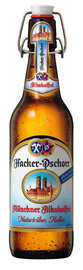 Пиво «Hacker-Pschorr Munchener»