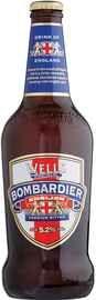 Пиво «Bombardier»