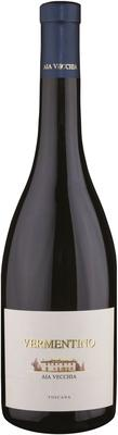 Вино белое сухое «Aia Veccia Vermentino» 2014 г.