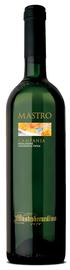 Вино белое сухое «Mastro» 2014 г.