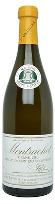 Вино белое сухое «Montrachet Grand Cru» 2008 г.