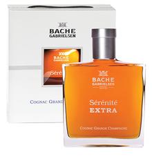 Коньяк французский «Bache-Gabrielsen Serenite Extra» в подарочной коробке