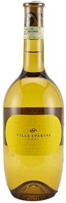 Вино белое полусухое «Villa Sparina Gavi, 0.375 л» 2014 г.