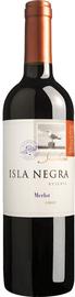 Вино красное сухое «Isla Negra Reserva Seashore Merlot» 2014 г.