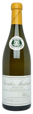 Вино белое сухое «Chevalier-Montrachet Grand Cru Les Demoiselles» 1999 г.