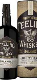 Виски ирландский «Teeling Single Malt Irish Whiskey» в тубе