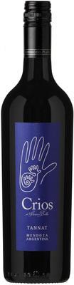 Вино красное сухое «Crios Tannat» 2013 г.