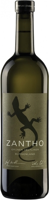 Вино белое сухое «Zantho Gruner Veltliner» 2014 г.