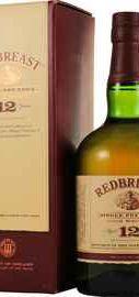 Виски ирландский «Redbreast 12 Years» в подарочной упаковке