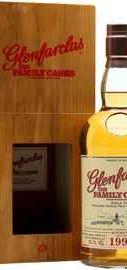 Виски шотландский «Glenfarclas 1998 Family Casks» в подарочной коробке