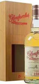 Виски шотландский «Glenfarclas 1984 Family Casks» в подарочной коробке