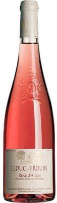 Вино розовое полусладкое «Rosé d'Anjou La Seigneurie Leduc-Frouin» 2014 г.