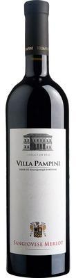 Вино красное полусухое «Villa Pampini Sangiovese Merlot» 2014 г.