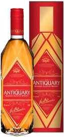 Виски шотландский «Antiquary» в подарочной упаковке