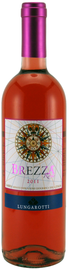 Вино розовое полусухое «Brezza Rosa Umbria» 2015 г.