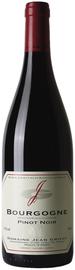 Вино красное сухое «Domaine Jean Grivot Bourgogne Pinot Noir» 2010 г.