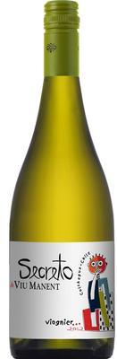 Вино белое сухое «Viu Manent Secreto Viognier» 2014 г.