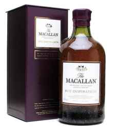 Виски шотландский «Macallan Inspiration 1851» в подарочной упаковке