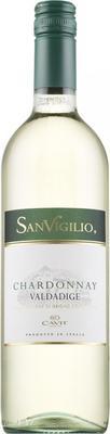 Вино белое сухое «SanVigilio Chardonnay» 2014 г.
