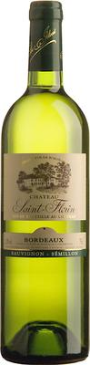 Вино белое сухое «Chateau Saint-Florin Blanc» 2014 г.