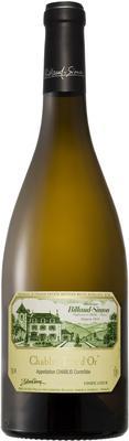 Вино белое сухое «Chablis Cuvee Tete d'Or» 2013 г.