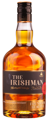 Виски «The Irishman Founder's Reserve, 0.5 л»