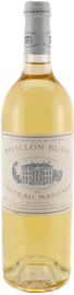Вино белое сухое  «Pavillon Blanc du Chateau Margaux» 2009 г.