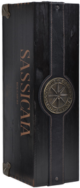 Упаковка «Wooden gift box for 1 bottle Sassicaia 1.5L»