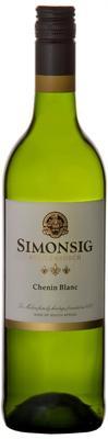 Вино белое полусухое «Simonsig Chenin Blanc» 2015 г.