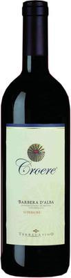 Вино красное сухое «Barbera d'Alba Superiore Croere» 2012 г.