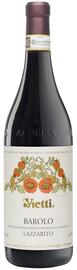 Вино красное сухое «Barolo Lazzarito» 2011 г.