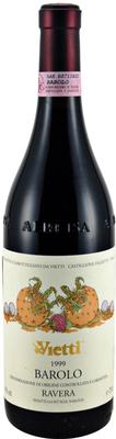 Вино красное сухое «Barolo Ravera» 2011 г.