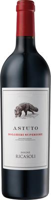 Вино красное сухое «Astuto Bolgheri Superiore» 2012 г.