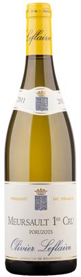 Вино белое сухое «Meursault Premier Cru Les Poruzots» 2010 г.